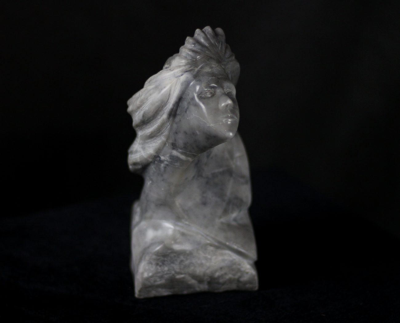 Ascension - Limestone Sculpture
