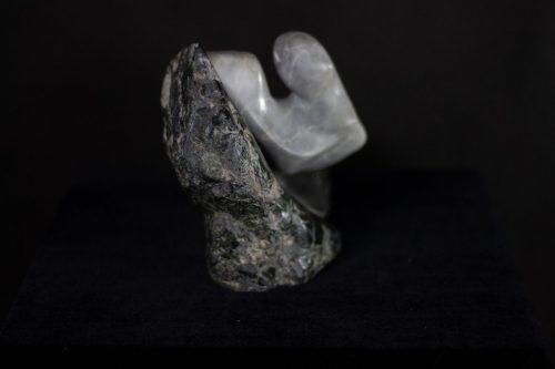 Lovers - Limestone and Coquihalla Stone
