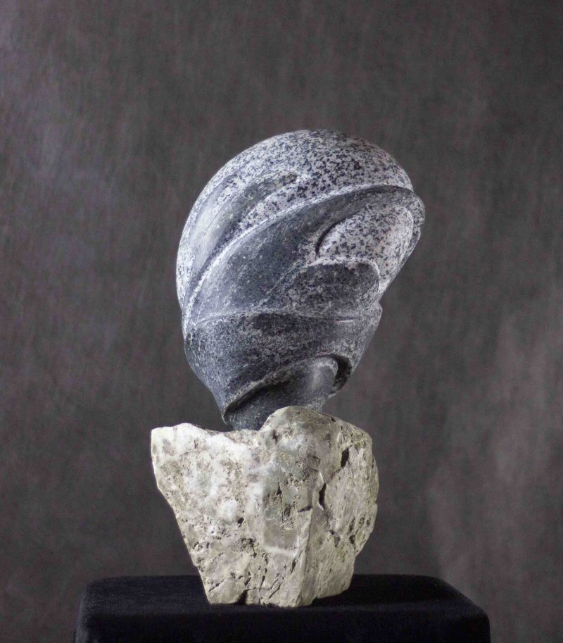 Turning Point Stone Sculpture